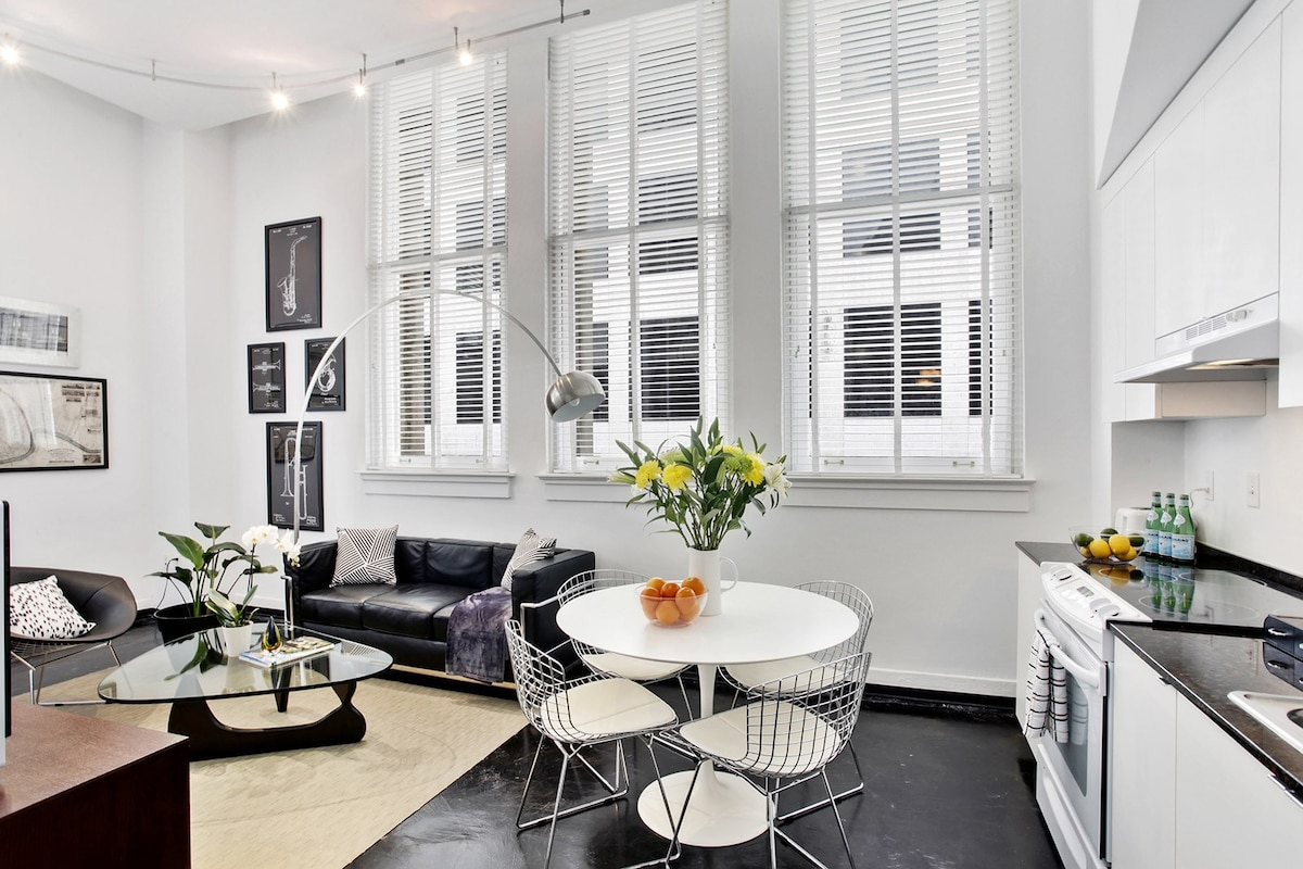 Modern Loft Steps From Bourbon St   Lofts For Rent In New Orleans,  Louisiana, United States