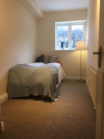 A lovely cozy bedroom in Ashbourne
