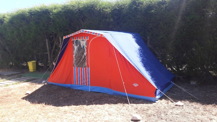 Sintra camping Vintage tent- 3 to 4 guests (Tent3)