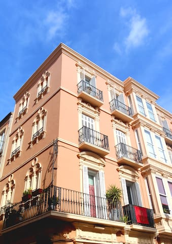 Beautiful classic house in the city centre.