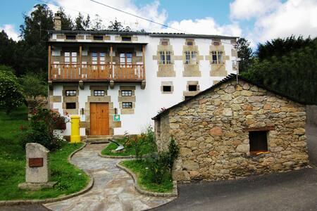 Casa Os Carballás turismo rural Hab I