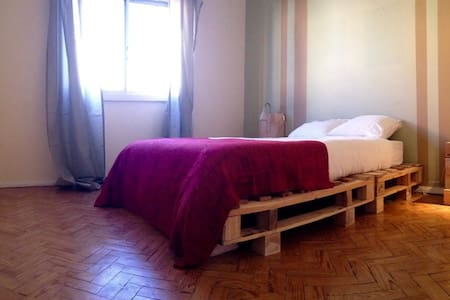 Double room near the airport (2 km) - Lisboa - Wohnung