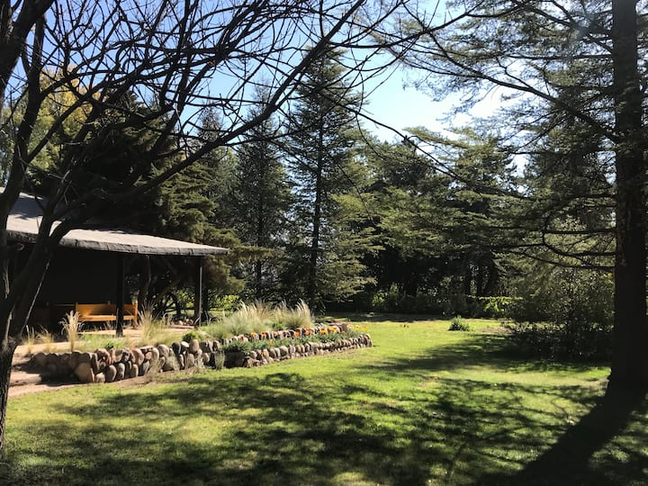 ALTAMIRA LOGDE un pequeño cottage en Valle de Uco