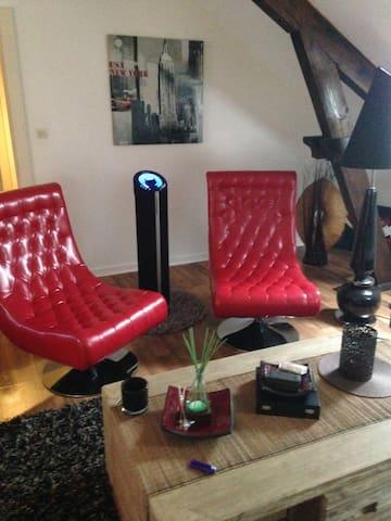 Chambre une personne - Thionville - Wohnung