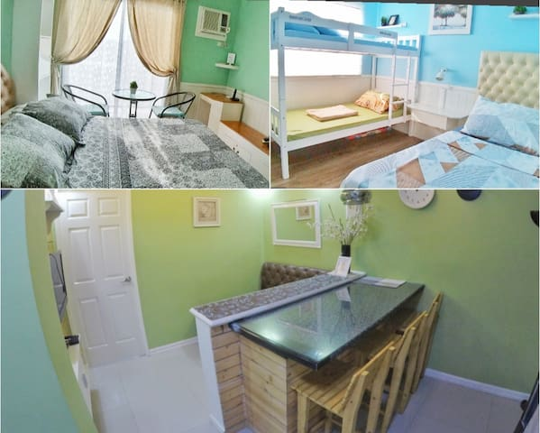 FullyFurnished 2BRUnit Beside Iloilo River+POOL