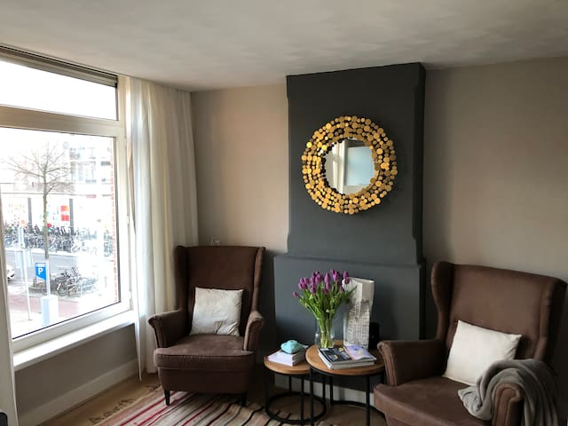 Lovely Studio Apartment, close to Amsterdam Centre