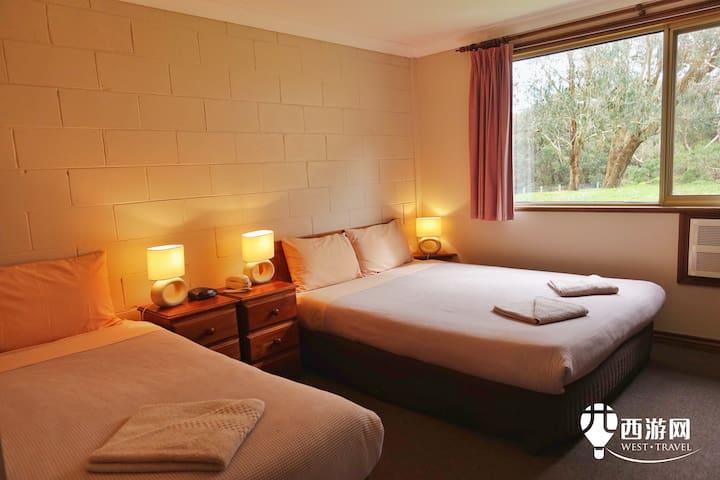 WestTravel Twin bedroom - 12Apostles