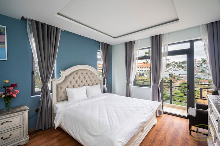 2 BRs Appartment with fresh garden in Dalat Center