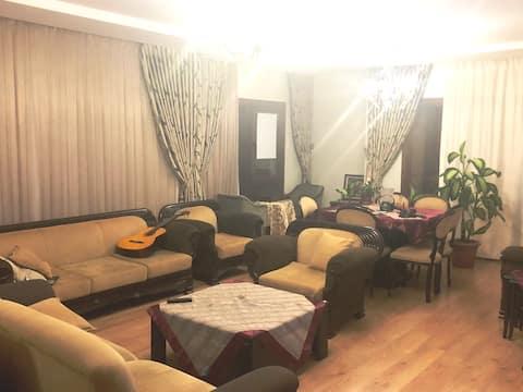 YEŞİL'in evi