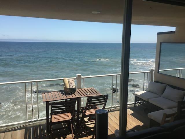 Malibu beach front great for a romantic getaway.