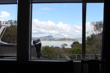 Whangaroa Harbour holiday home - Kaeo - Oda + Kahvaltı