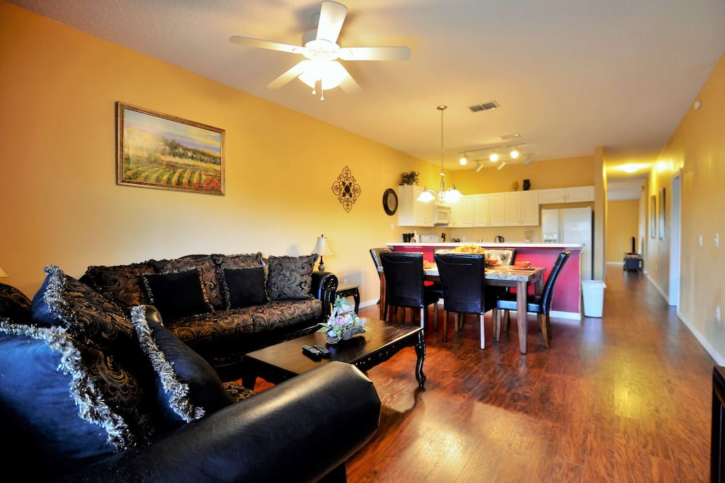 living and dining area angle 2