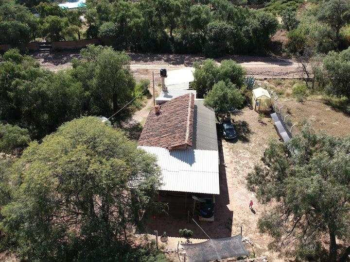 Alquiler Cabaña Rustica Totacoa,Yotala Bolivia