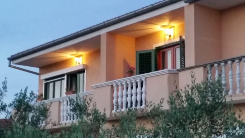 Apartment Dano with 2 balconies