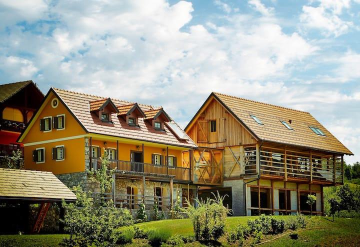Traditional family house Kalska Domacija