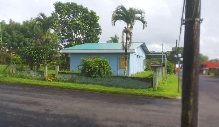 Cuarto privado. Casa Jardín La Fortuna