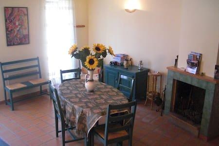 Une agréable maisonnette dans les Hautes Corbières - Vignevieille - Hus
