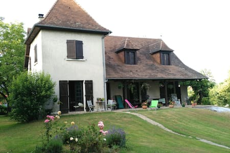 Chambres chez l'habitant - Lubersac - Bed & Breakfast