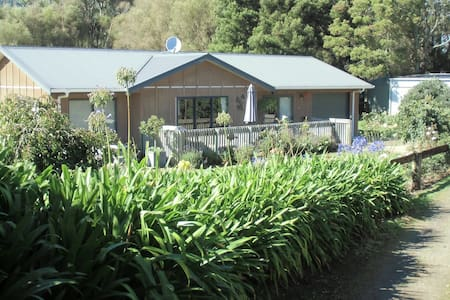 Self Contained Home On A Rural Lifestyle Block