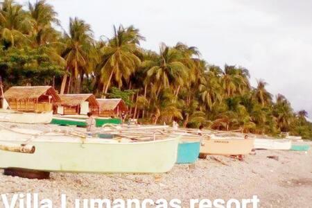 Villa Lumancas resort hostel