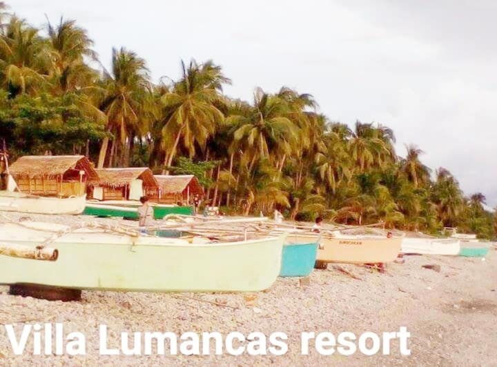 Villa Lumancas resort hostel