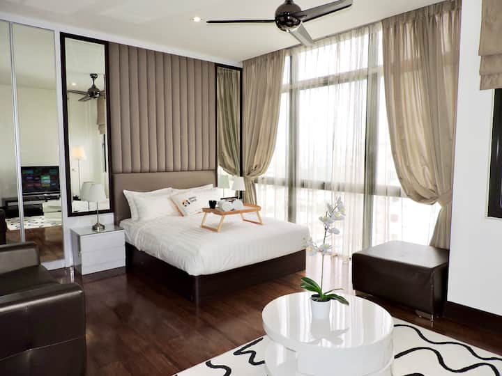 [BA] Hilltop Premium Studio @Bangsar by SleepyBear