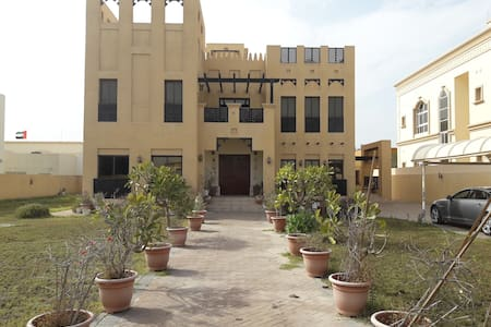 Private Villa in Barsha - Dubai - Casa