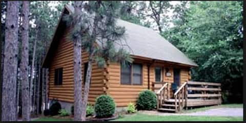 2bdr 1ba cabin