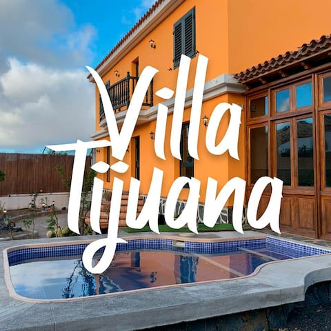 Villa Tijuana - Jacuzzi, Golf and Nature.