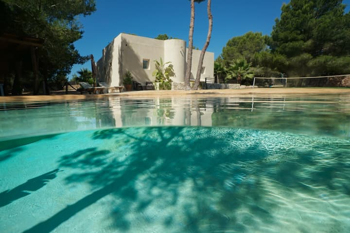 Amazing Villa con Piscina & Wifi ⭐⭐⭐⭐⭐    ET-6617