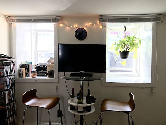 Cute, little apartment in downtown Portsmouth - Portsmouth - Apartment