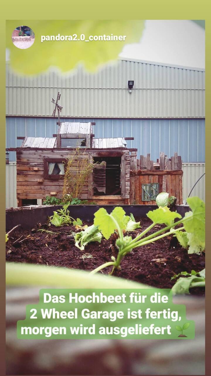 Urbane Gartenoase im Herzen Dortmunds