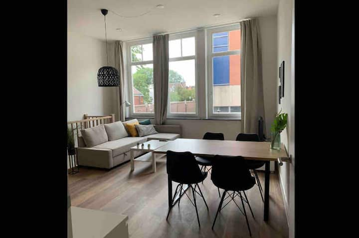 Amazing apartment, city center Zaandam! 19