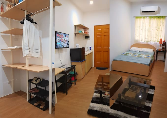 Cozy affordable room & near to Beaches and Airport
