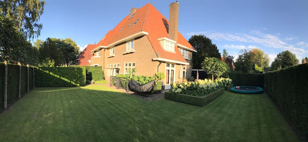Near Amsterdam, large family house for 2018 summer