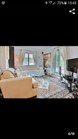 ENTIRE PLACE! NEAR ALL! MODERN-ANTIQUE STYLE - Gatineau - Apartemen