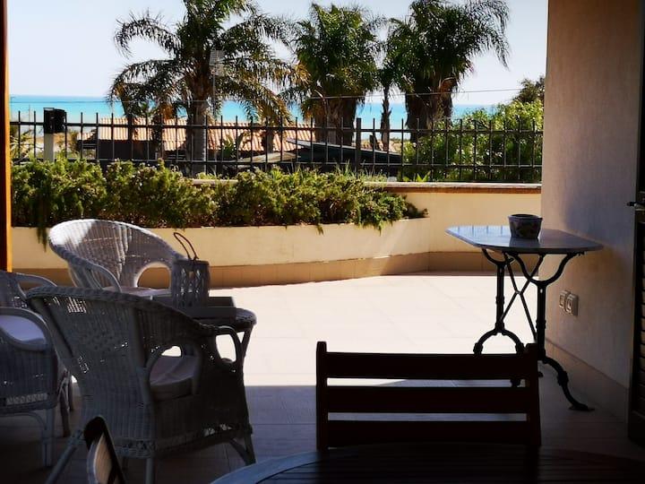 Villa Residenza Medea a 100 passi dalla spiaggia