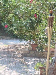 Chambre paisible dans une villa provençale - Mouans-Sartoux - Haus