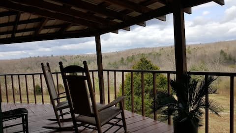 3/2 Luxury Tennessee Mountain Cabin with Loft