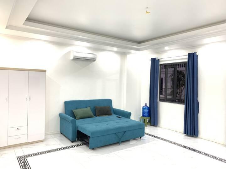 Căn hộ 1 ngủ - bếp riêng,trung tâm Vinhome Cẩm Phả