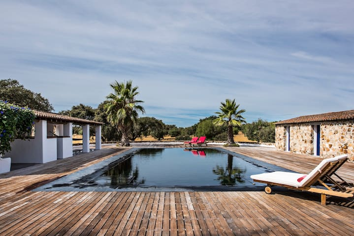 Splendid Oasis in the heart of Alentejo- THE BARN