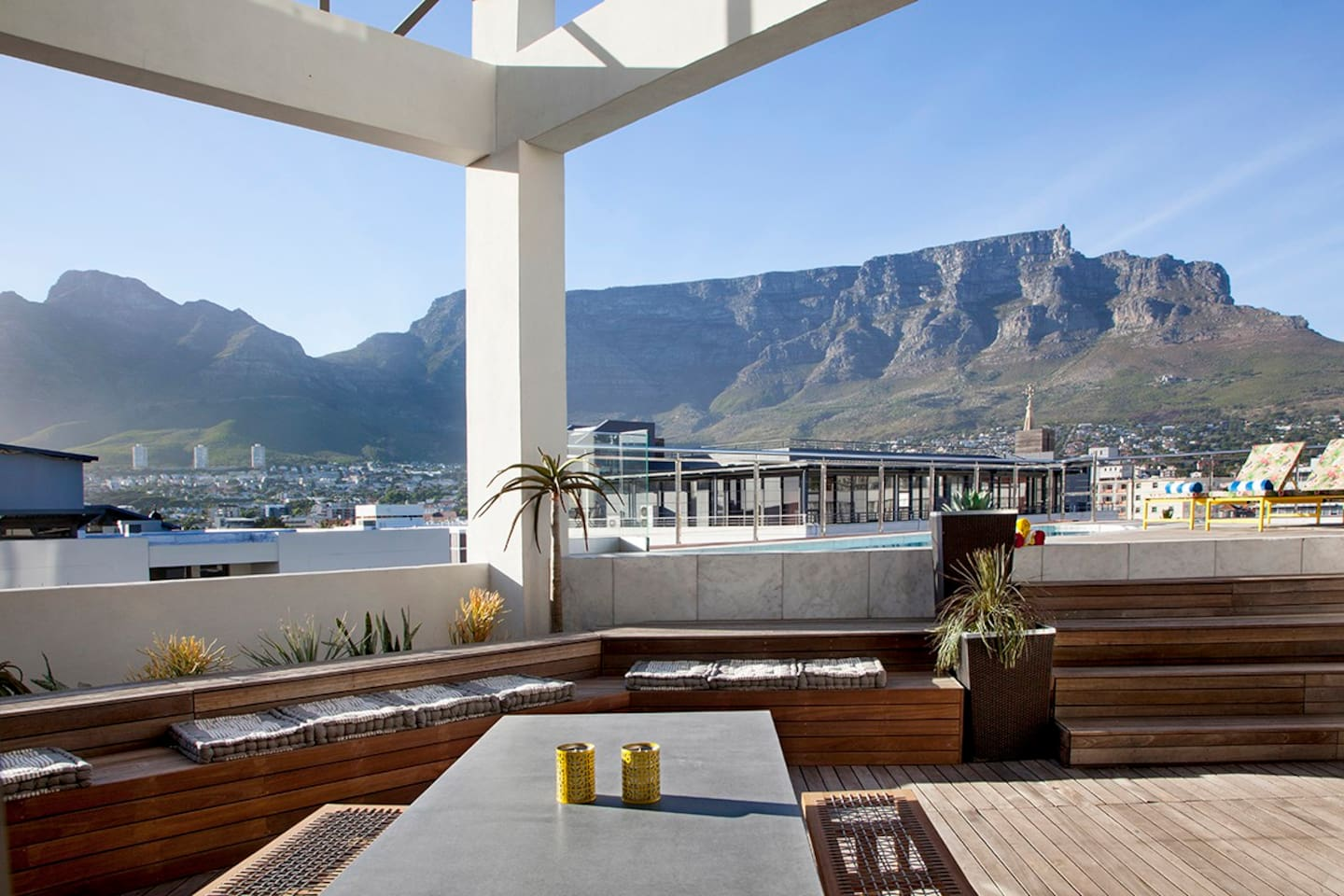 glamorous penthouse spring special flats for rent in cape town