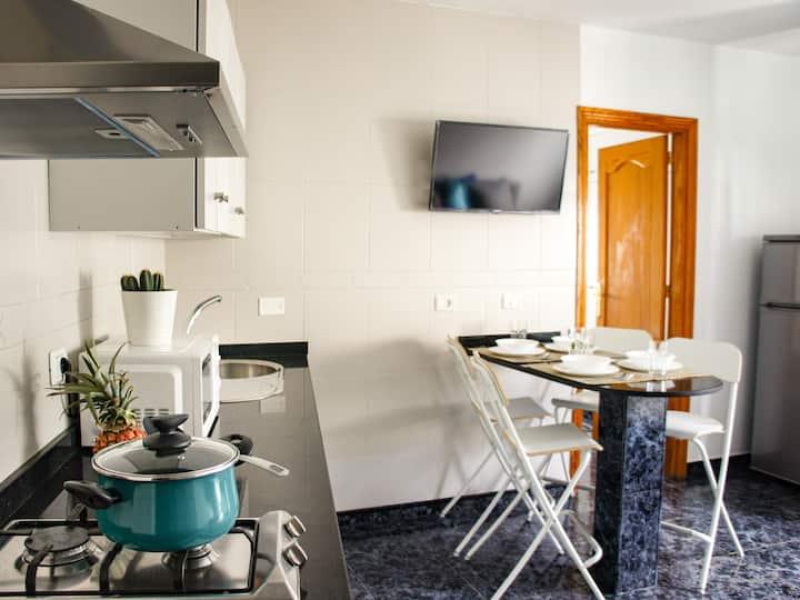 Apartamentos El Inglés