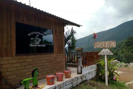 """Restaurant y Cabañas """"Rincón del Cielo"""""""
