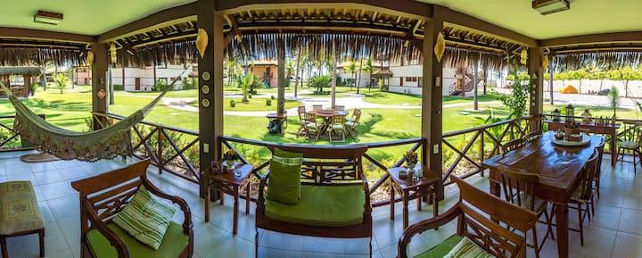 Casa em Bangalô 3º Fileira-Flexeiras Eco Residence