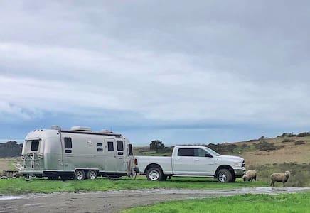 Snorlax, San Francisco's mobile Airstream trailer
