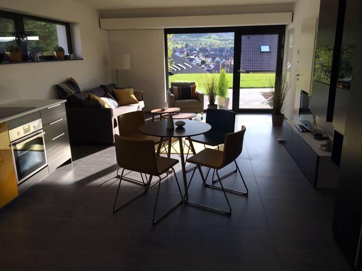 stylisches Studio (45m²) in ruhiger Toplage