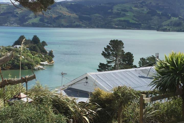 Panorama Cottage - Otago Peninsula - Dunedin