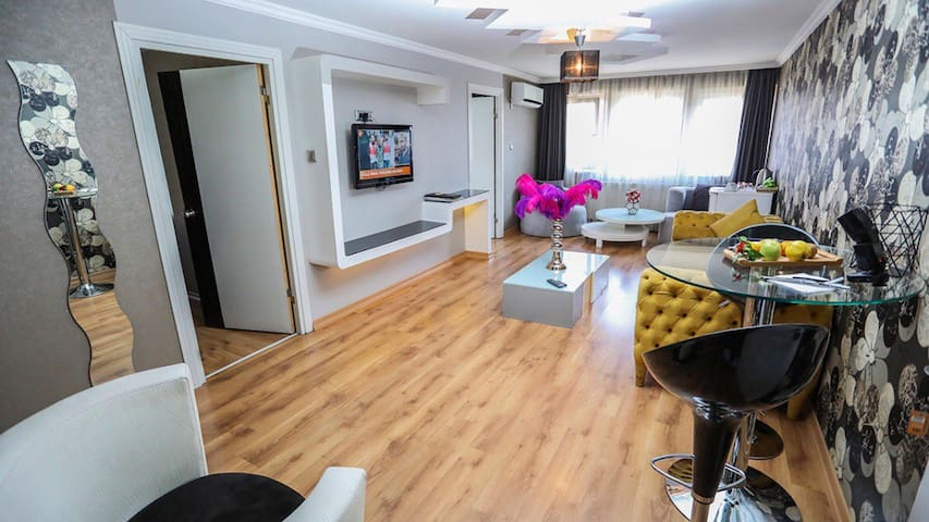Rental apartment residance Ankara Çankaya