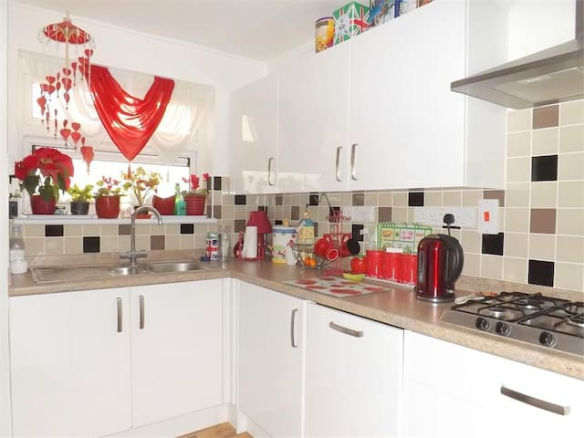 Family Favourite Clean 2 Bed Apartment - Central - Cambridgeshire - Apartamento